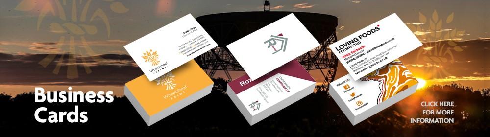 Wheatsheaf Business Cards