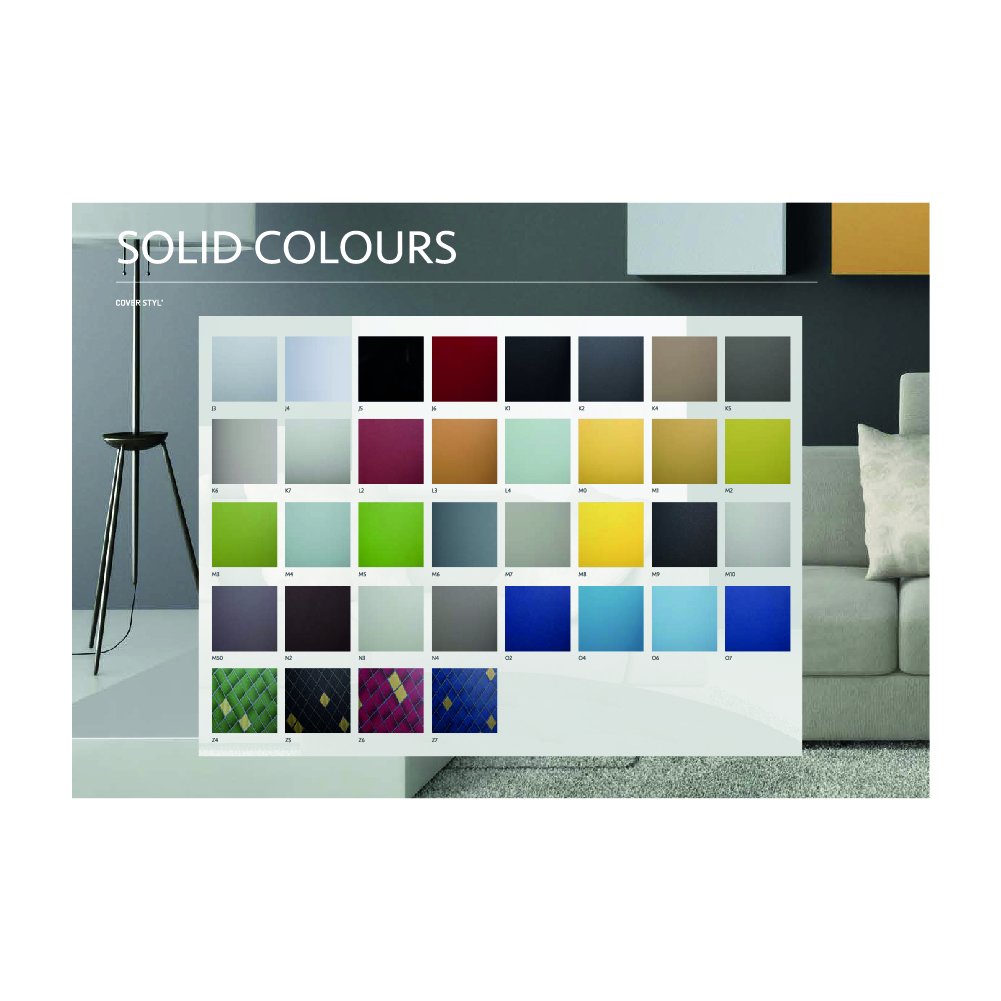 Coverstyl Solid Colours