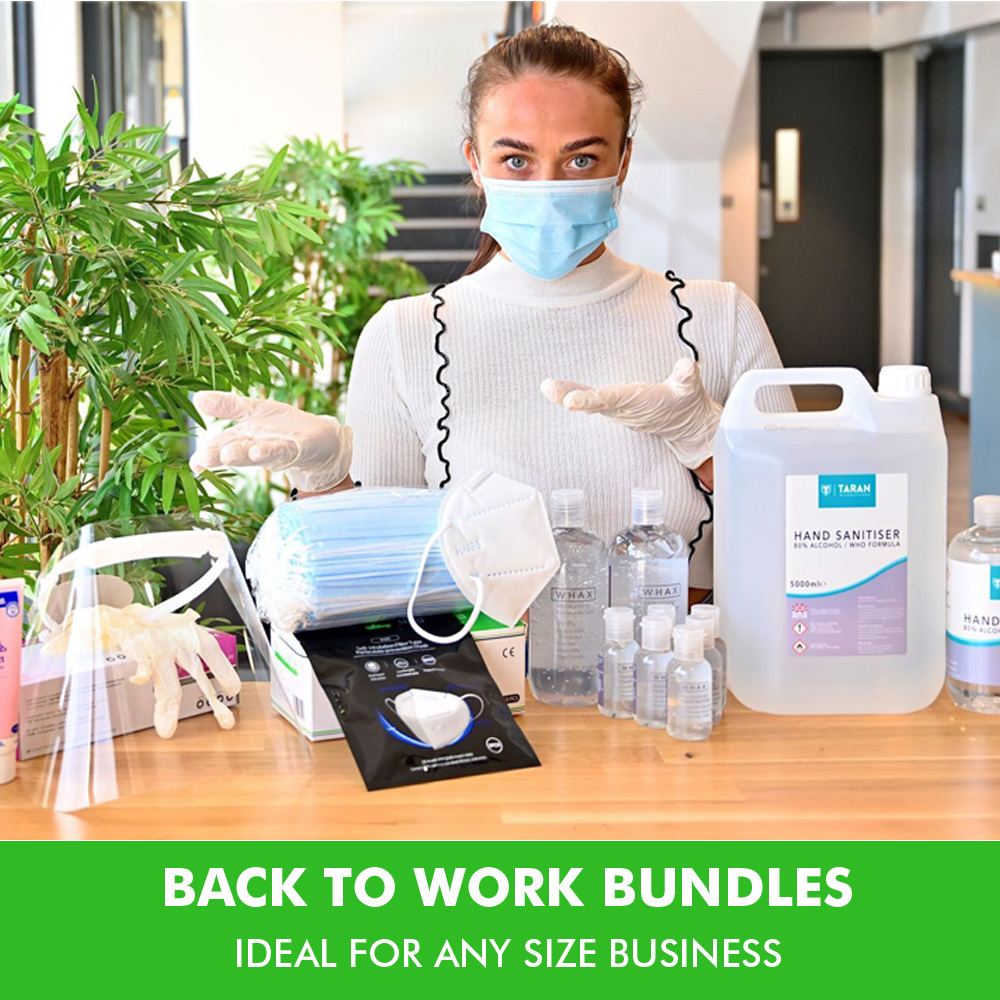 Back To Work Covid19 Product Bundles
