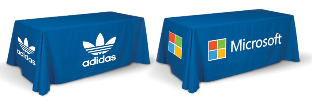 Custom Printed Table Covers Coventry