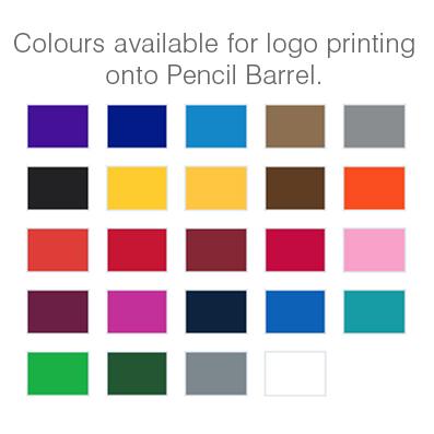 Pencil Logo Colours