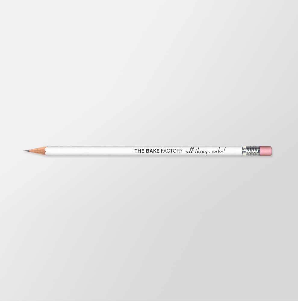 Pencils New White