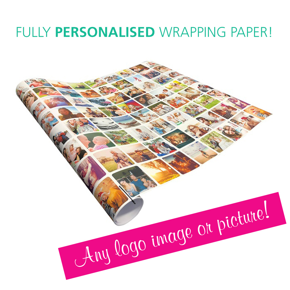 Printed Wrapping Paper Coventry