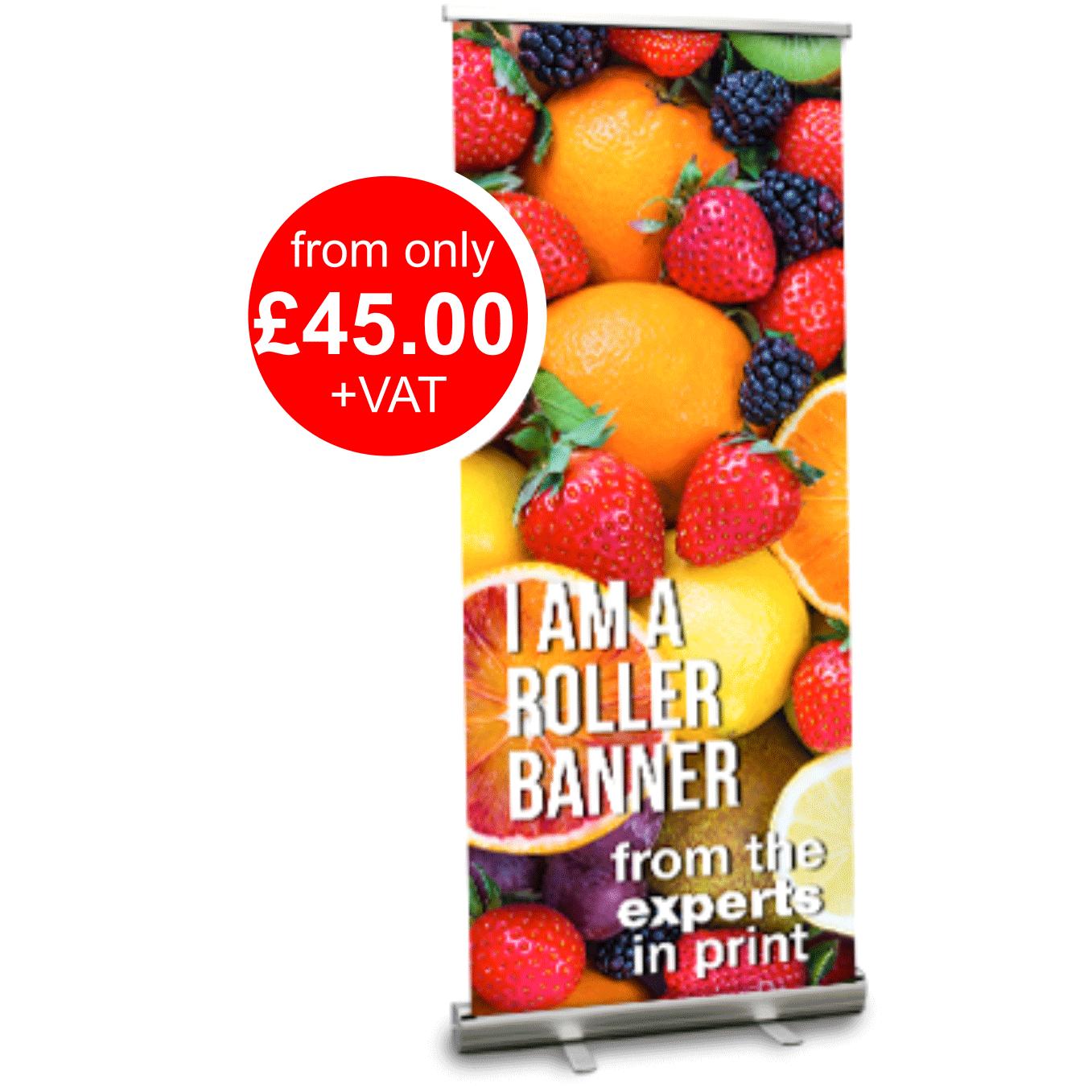 Regular Roller Banner