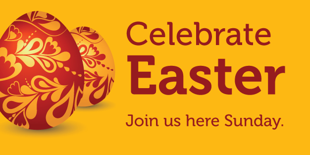 Easter 02 Banner Template Image