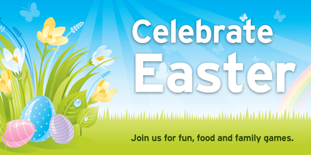 Easter 04 Banner Template Image