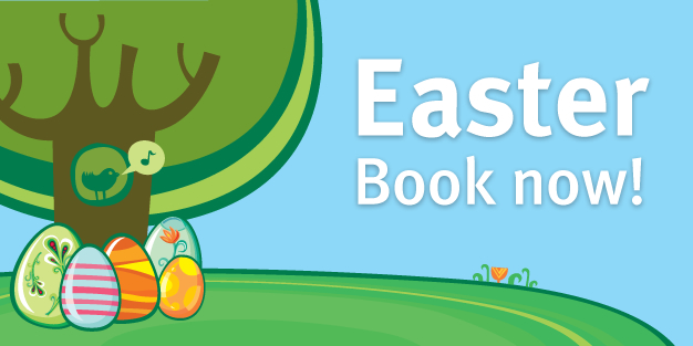 Easter 07 Banner Template Image