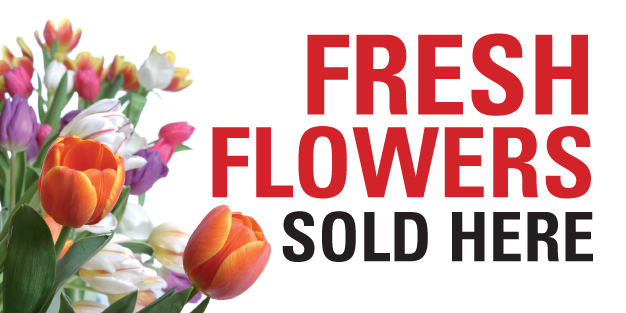 Generic Flowers 01 Banner Template Image