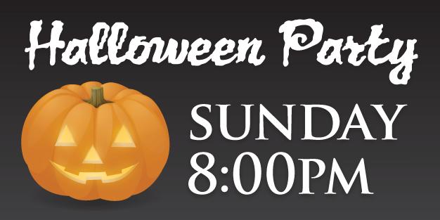 Halloween 01 Banner Template Image