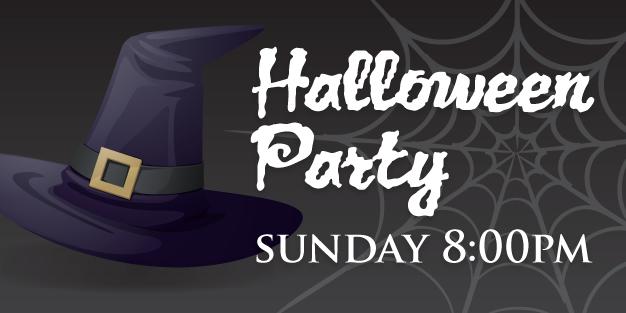 Halloween 02 Banner Template Image