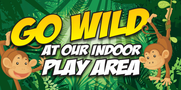 Pub Play Area 01 Banner Template Image