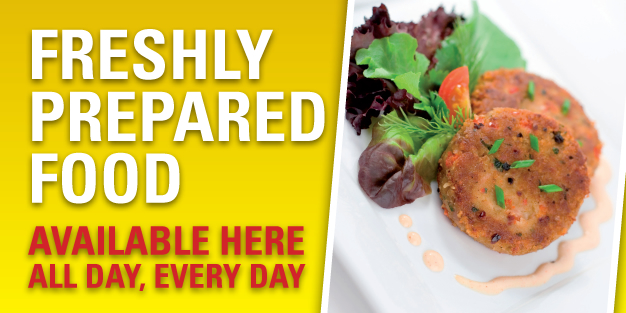 Pubs Fresh Food 01 Banner Template Image