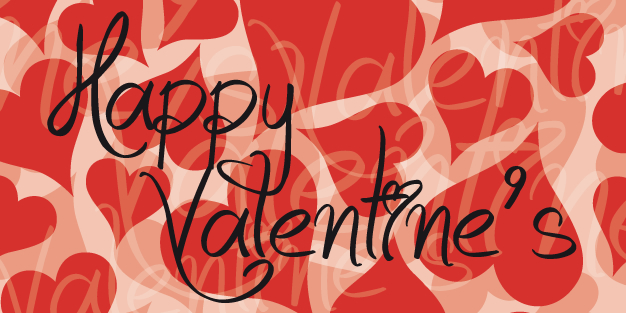 Valentines 02 Banner Template Image