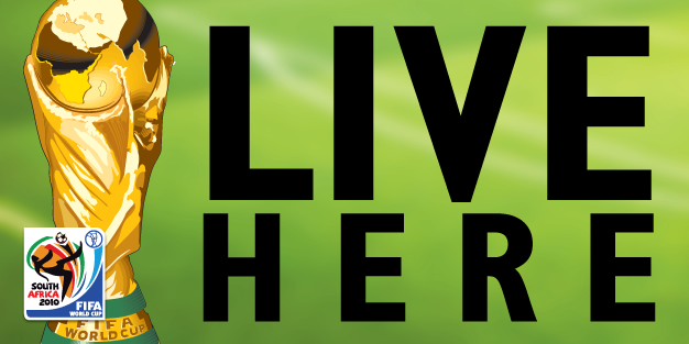 World Cup Live Here 1 Banner Template Image