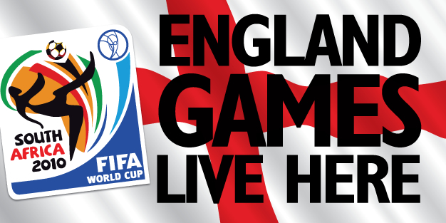 World Cup Live Here 10 Banner Template Image