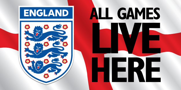 World Cup Live Here 5 Banner Template Image