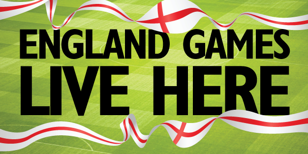 World Cup Live Here 8 Banner Template Image