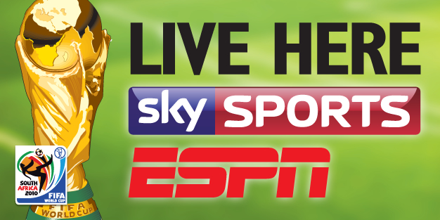 World Cup Sky Espn 3 Banner Template Image