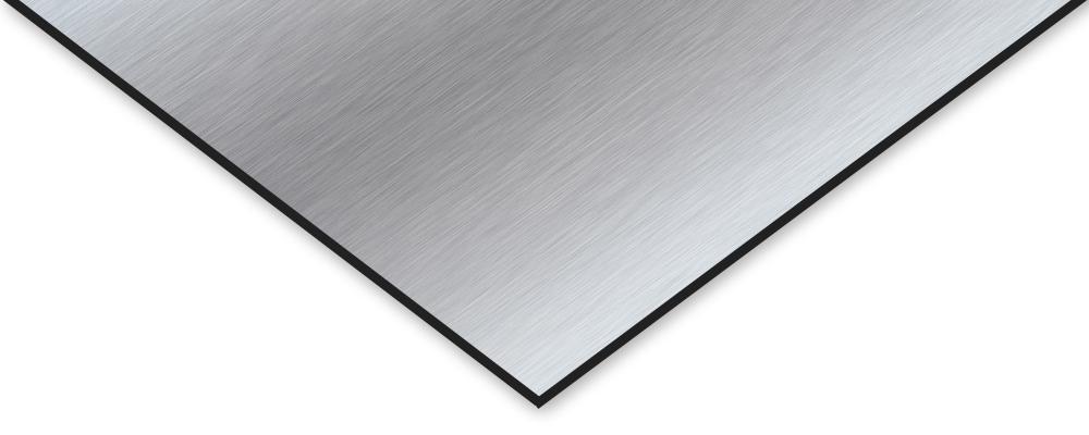 Brushed Aluminium Stock