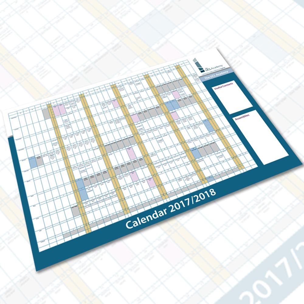 Encapsulated Staff Calendars