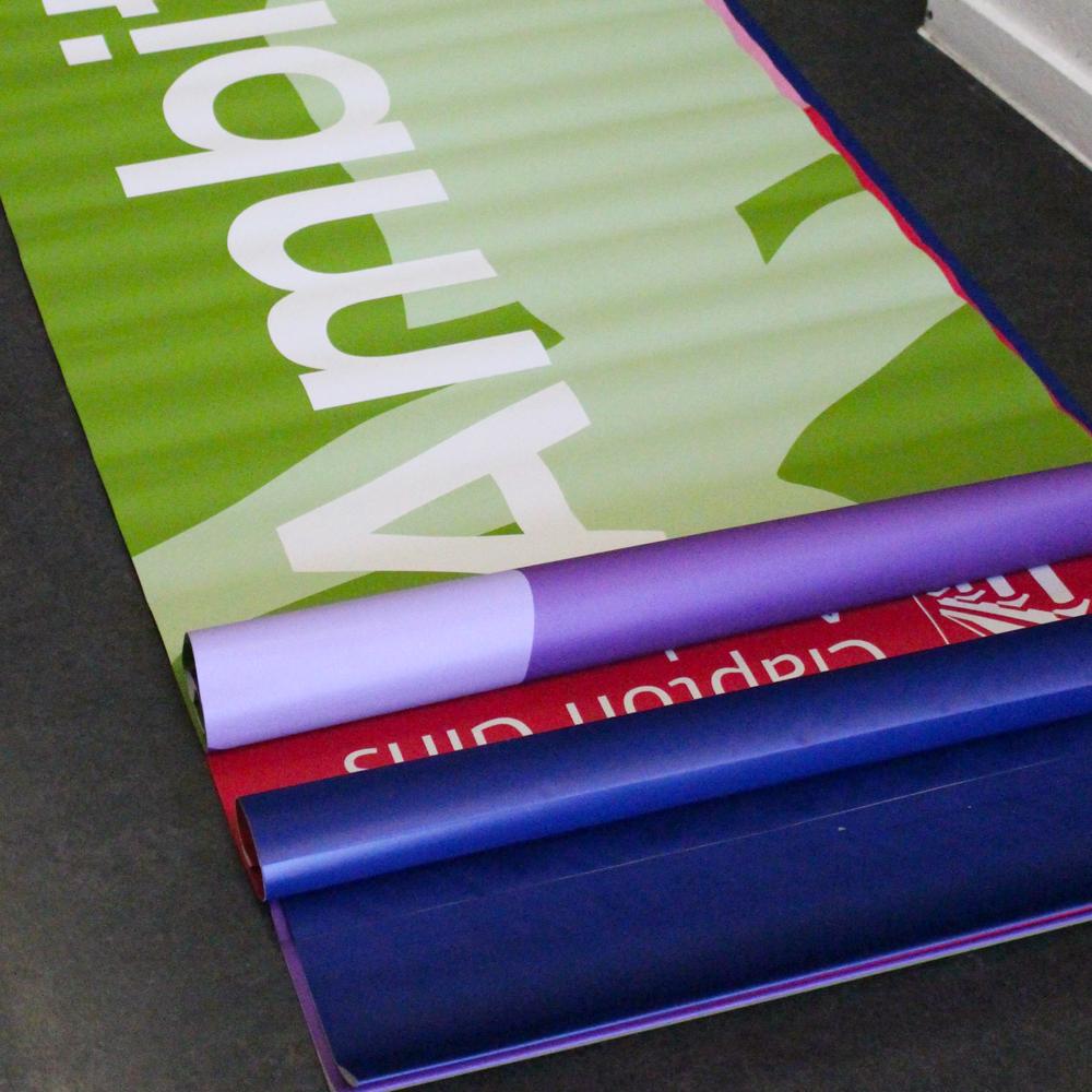 740gsm PVC Banner