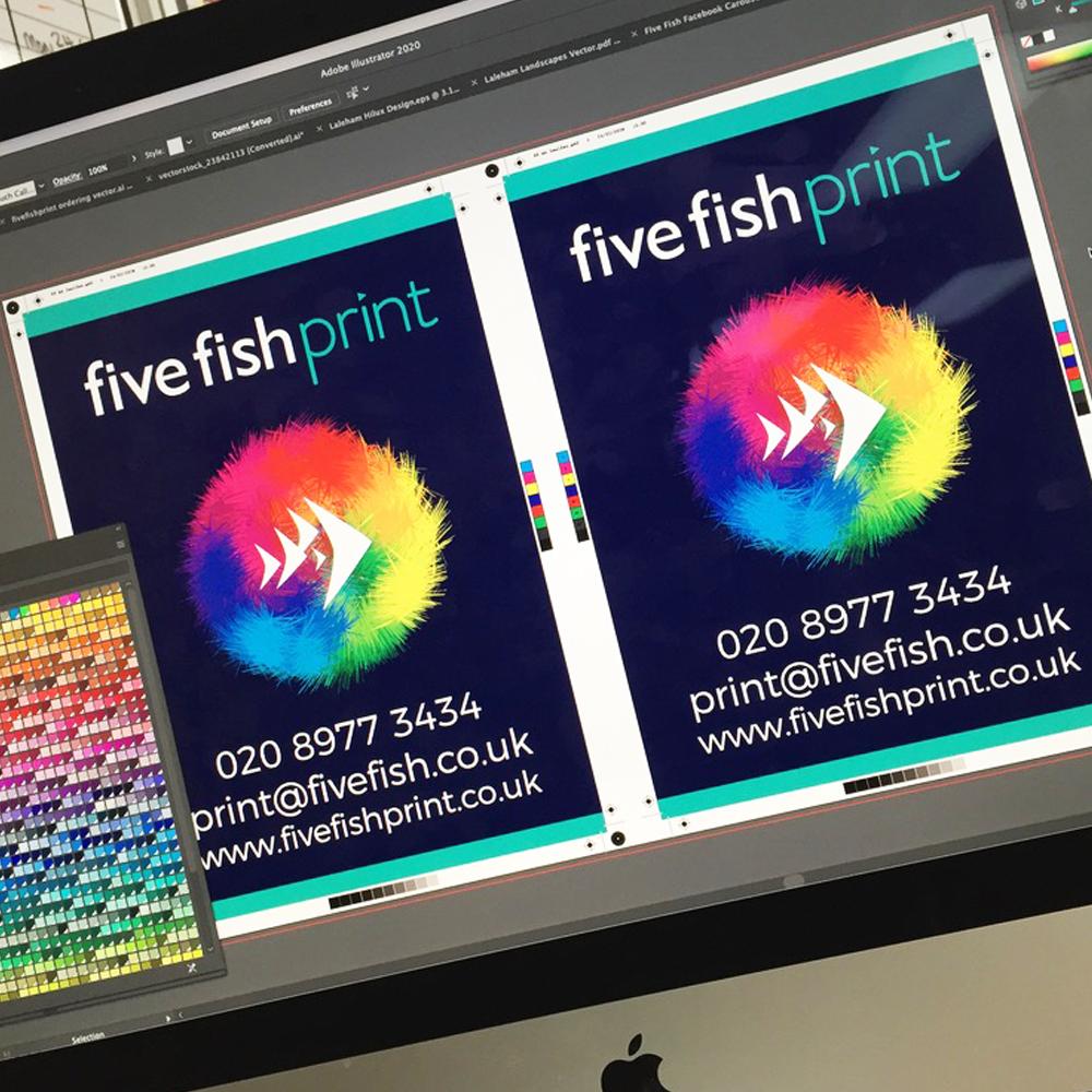 Leaflets Design Layout