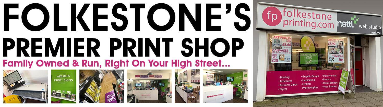 Print Shop Folkestone Printing Nettl Of Folkestone