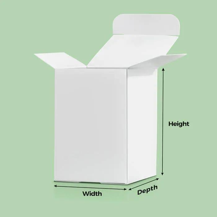 Crash Lock Box Dimensions