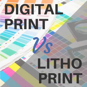 Digitl vs litho blog
