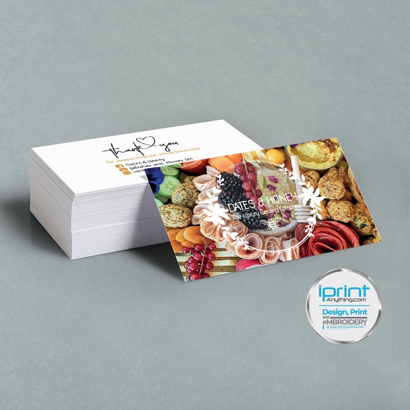 Business Card Datesandhoney