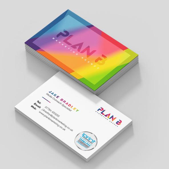 Standard Business Card Plan