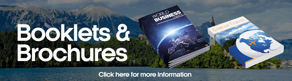 Slider Booklets And Brochures