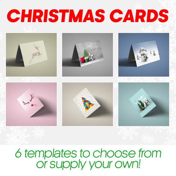 Xmas Card Designs