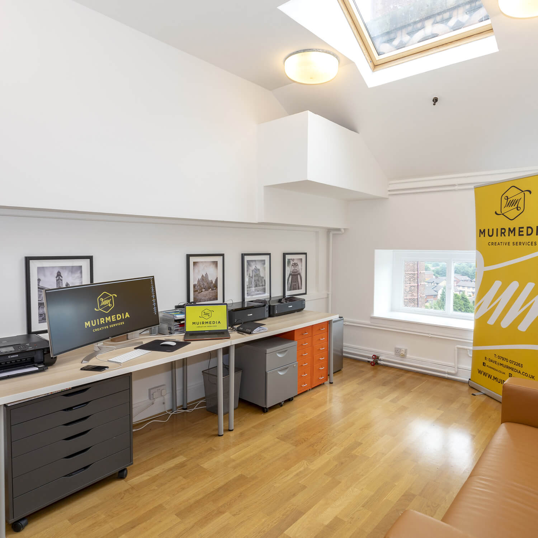 Photography Potfolio Office