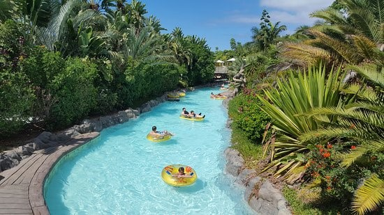 Lazy River Syndrome