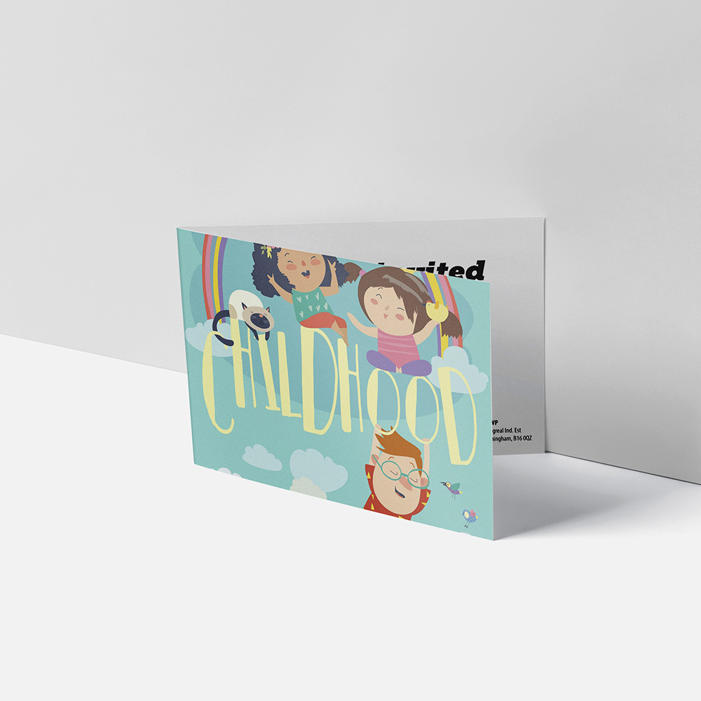 Childhood Greeting Cards