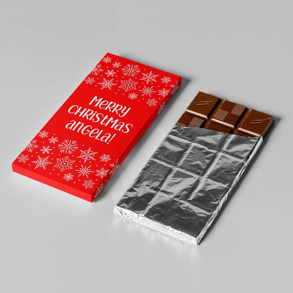 Green & Black's Chocolate Wrap