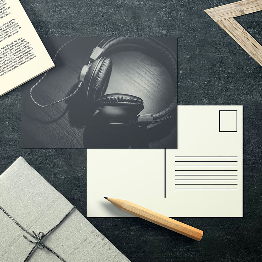 Sound Postcards
