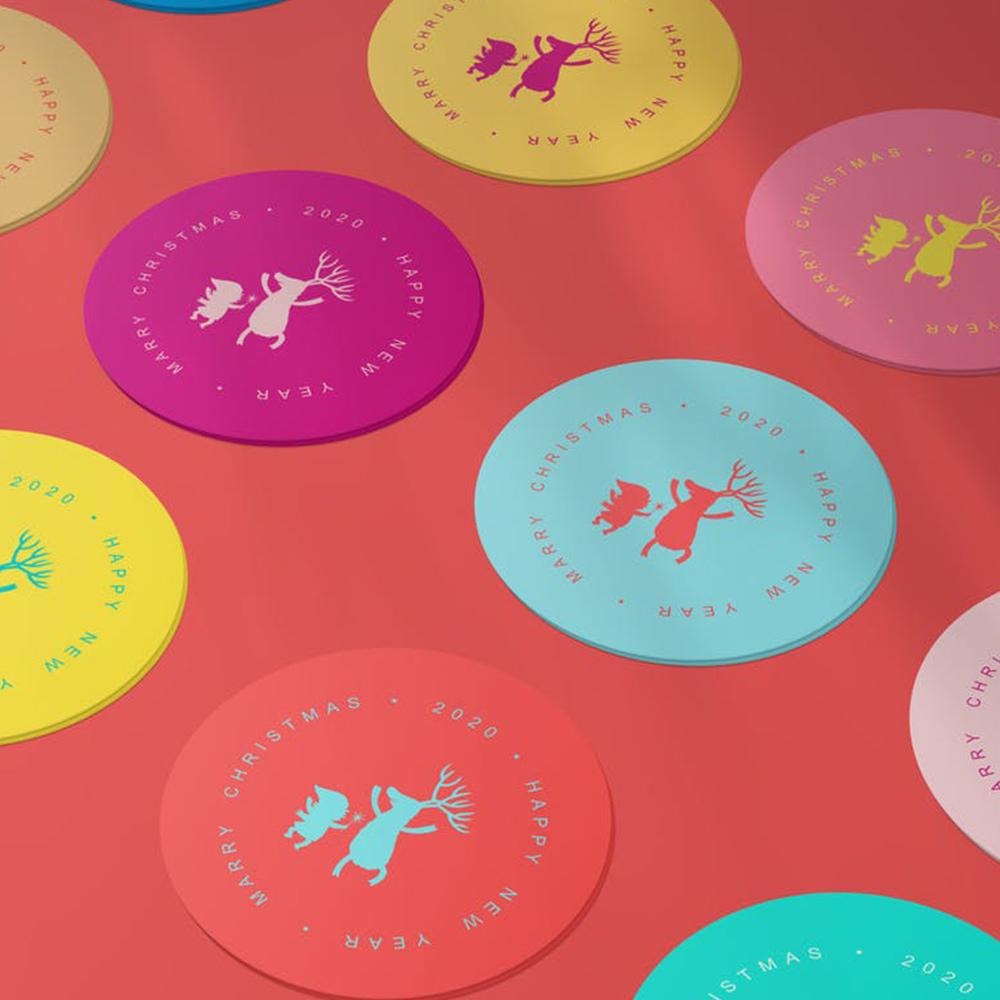 Xmas Stickers