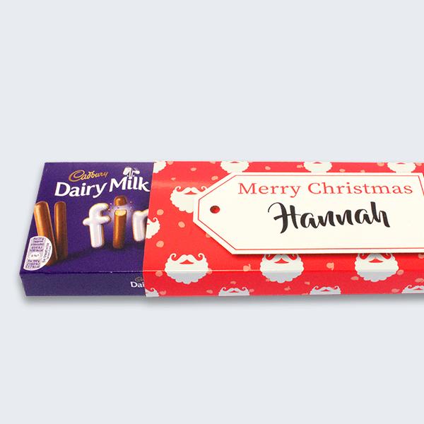 Cadbury's Chocolate Fingers Sleeve