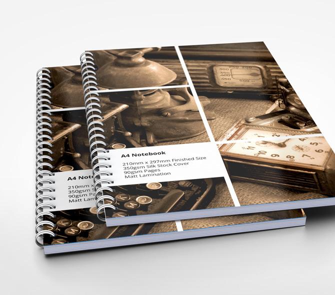 Wiro Notebooks