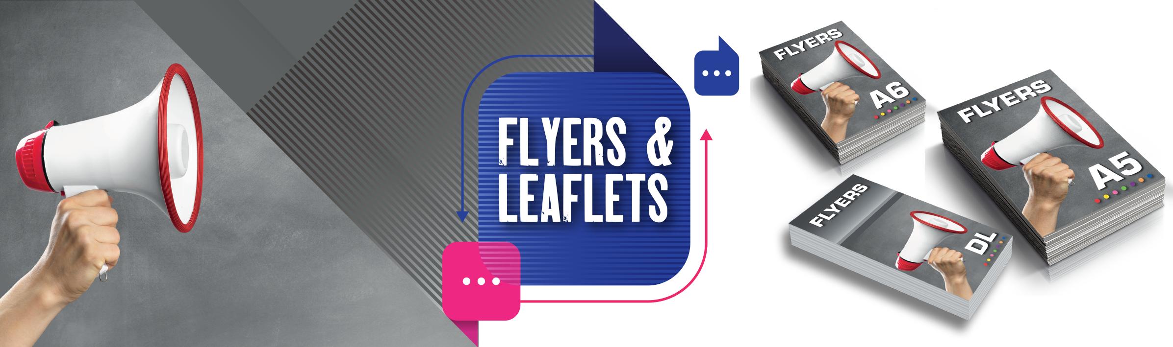 Flyers & Leaflets Product Slider 2021