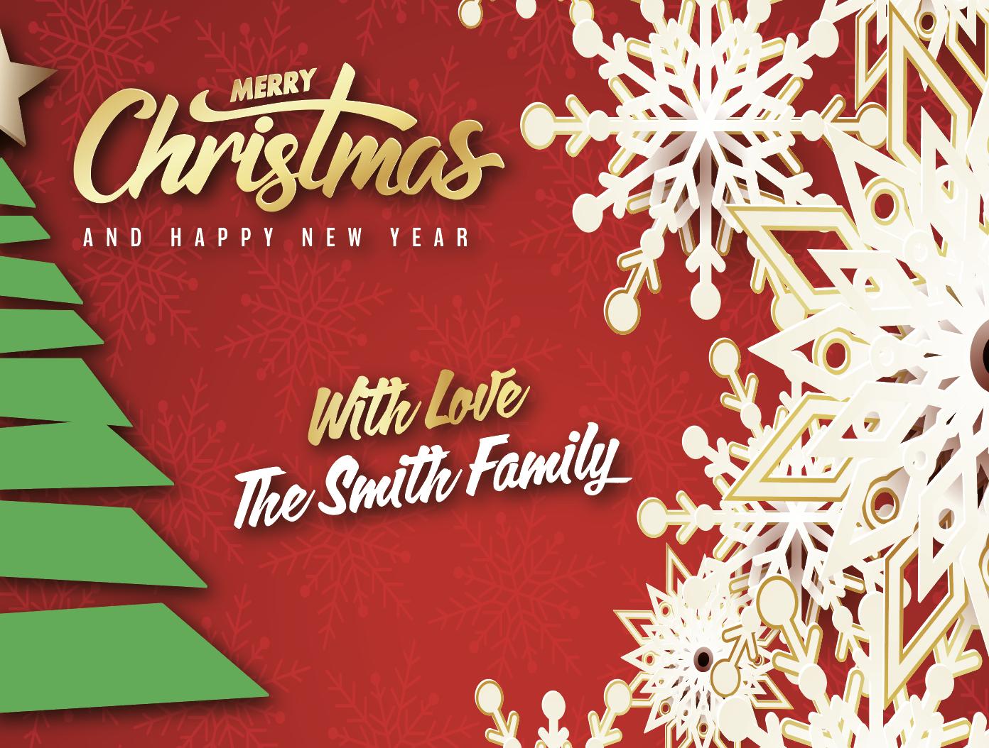 Christmas Chopping Design1