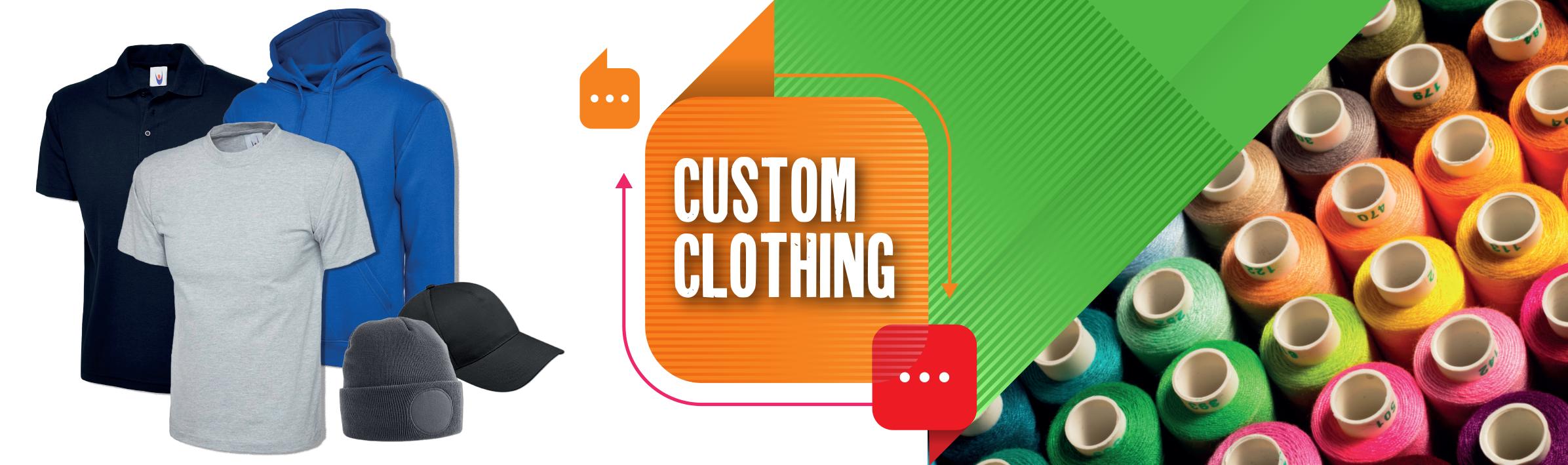 Custom Clothing Product Slider 2021