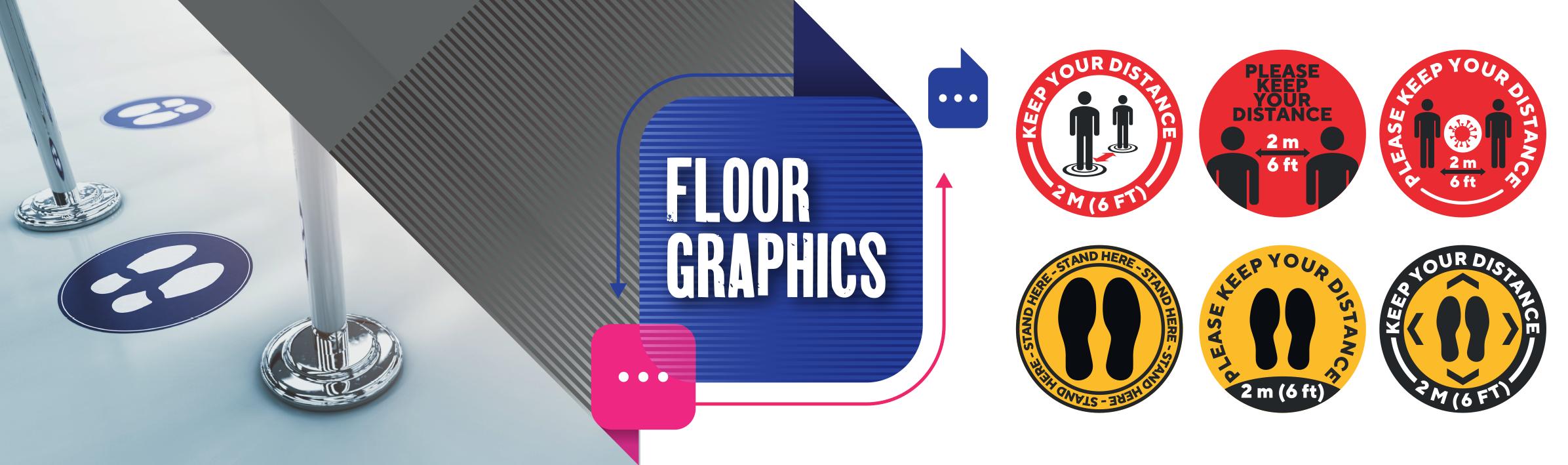 Floor Graphics Product Slider 2021
