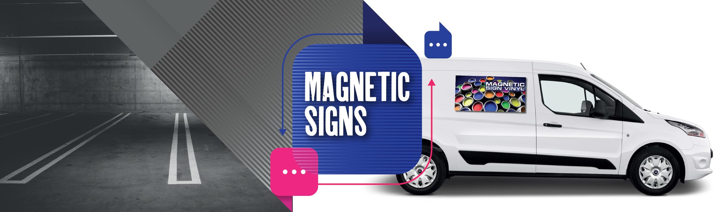 Magnetic Sign Product Slider 2021