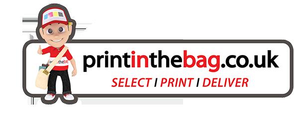 Print In The Bag Logo