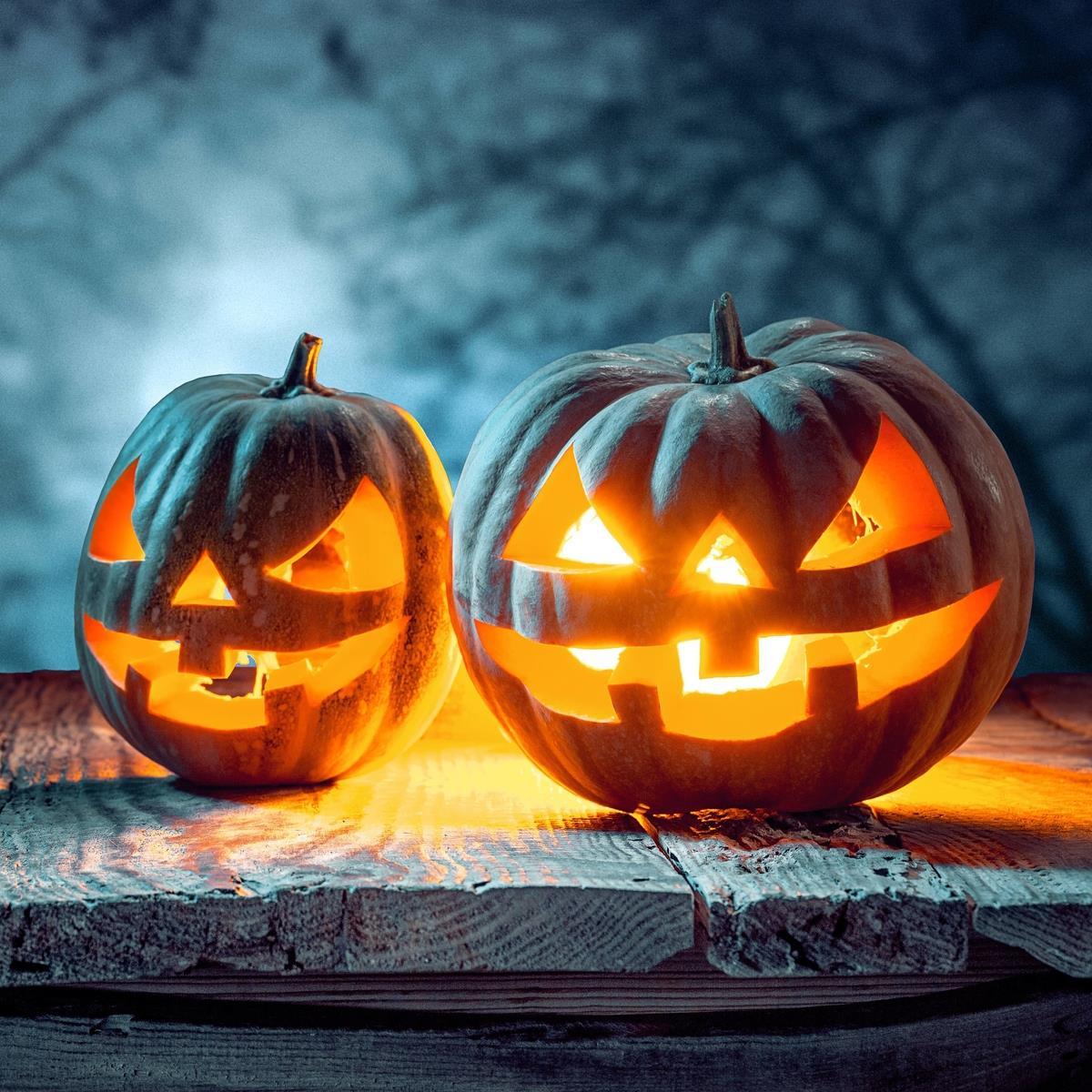 A5 Halloween Leaflet Offer