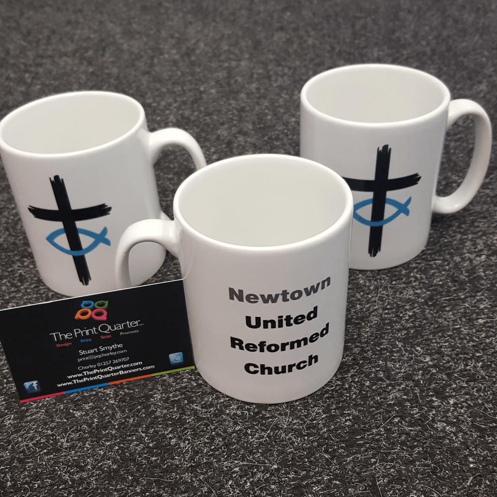 Simple Branded Mugs