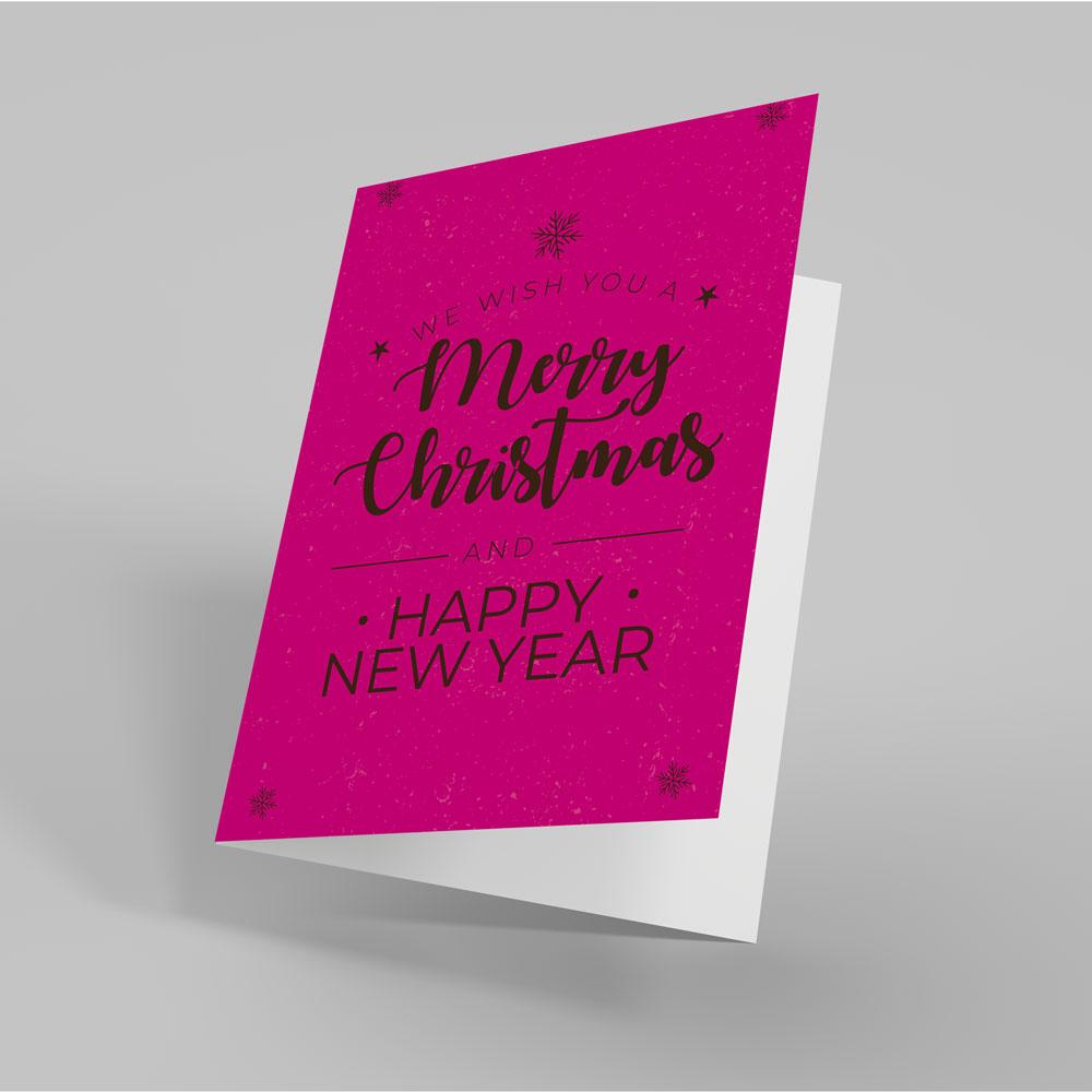 Greeting Card A6 Long Edge